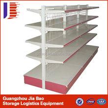 ISO&TUV Certifiction Store Display Rack/Steel Supermarket Shelf