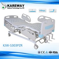 Top Sale three function manual care bed