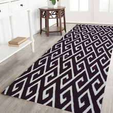 soft stripe 3d area rugs