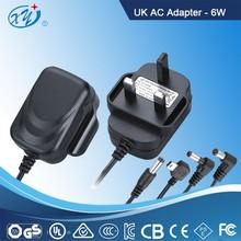 UK Market EN60950/EN61558 6V 1A LED Driver