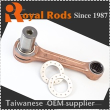 Quality motorcycle engine connecting rod for Yamaha 100cc