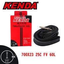 KENDA bicycle inner tire Kenda tube 700x23-25C FV 60L