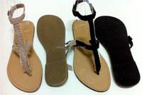 stylish stock ladies sandal shoes