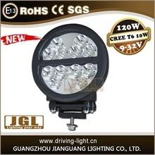 Factory price led heavy duty lamp 9-80v led motorcycle led work light