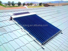 Wholesale Solar Water heater ,High Pressurized Bearing heat pipe 24mm red copper ,solar collector home depot