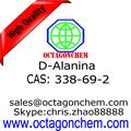 Aminoácidos-D-Alanina, Pura 338-69-2 D-Alanina
