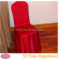 2015New design jacquard chair cover, wedding banquet chair cover
