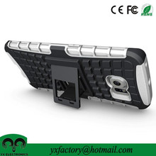china suppliers hot sell tpu bumper pc phone case for Samsung galaxy s6 edge