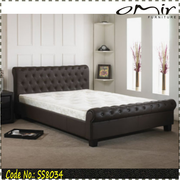 Bedroom furniture bed design furniture pakistan ss8034 for Bedroom furniture designs pictures in pakistan