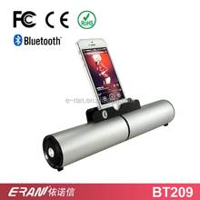 Bluetooth music play available for phone cylinder music mini bluetooth speaker