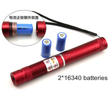 New styles 445nm blue laser pointer 1000mW burn match cigars cutting paper
