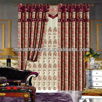 2014 china wholesale ready made curtain,decorative metal chain door curtain