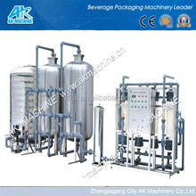 2015 Best Supplier RO water treatment plant/ reverse osmosis system
