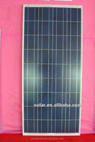 Professional skill 150w poly solar panel with excllent quality manufactures in China