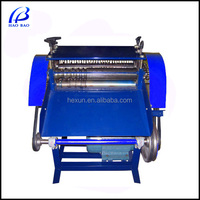 HW-KOB Automatic Wire Stripper flat cable stripper Stripping Recycle Scrap Copper Metal in Cable Making Equipment