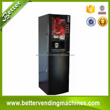 Best And Most Popular Coin/Bill Mechanism Automatic Nescafe Coffee Vending Machines