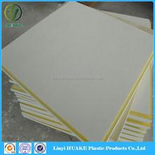 Huake brand fibre cement ceiling board inter decoration