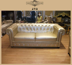 Modern yellow leather sofas,german leather sofas,large sofas home
