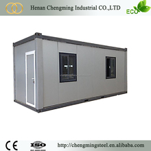 Green Construction Stable Multipurpose Used Container Van For Sale