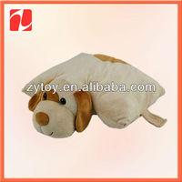 Novel exquisite Plush doll pillow custom factory