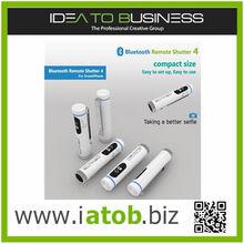 ATOB Shutter 4 Korean Newest Design Legoo Bluetooth Remote Control Shutter for Smartphones