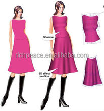Richpeace Garment design CAD Software