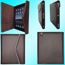 New Design Funky Leather Tablet Cover For iPad 2
