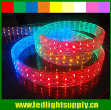 RL-5W-144L-RGBY led tape for festival day, light strip for thanksgiving day, led rope light for birthday