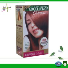 best selling cheap price red wine hair color permanent for home use
