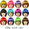 Party cheap synthetic women Hot short bob cut wigs for black women MCW-0132
