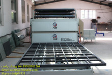 Autoclave free one step processing NEW PVB glass laminating machine