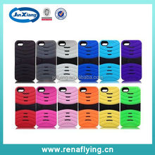 Robot Silicone Mobile Phone Case Cover For iphone 5G/5S