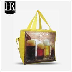 personalized waterproof insulated cooler tote bag