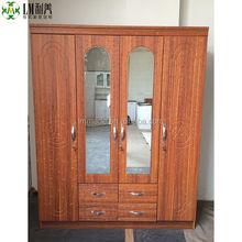 Home Furniture/Bedroom Furniture Color Wooden Cheap Wardrobe Cabinet