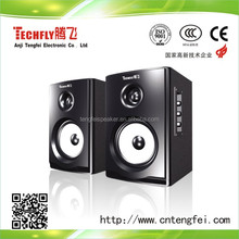 2.0 AC Multimedia Active Speakers hot selling Fashion design Home Theater Speaker