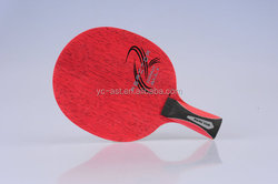 New arrival wood series table tennis bat goods