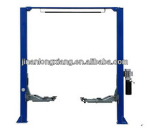 Hot sale 2 post lift 4.0 tons -Hydraulic car lift factory with CE certificate
