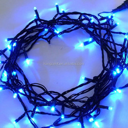 Battery Operated 10 LED String Light Fairy Party White Hollow Heart Christmas 100 led christmas string light