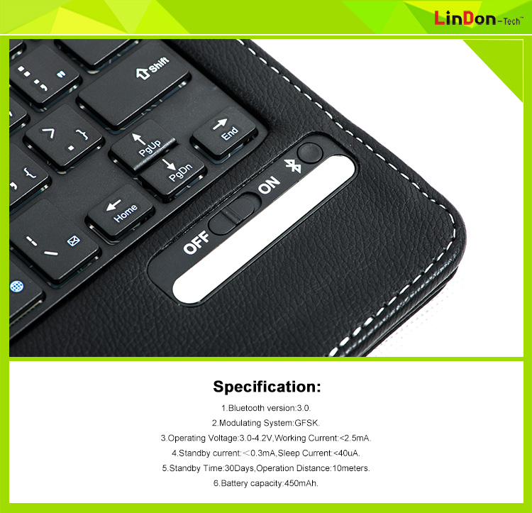 Custom Top Quality Best Price Wireless Keyboard Laptop Keyboard BK616