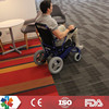 the handicapped use electric wheelchair with ce