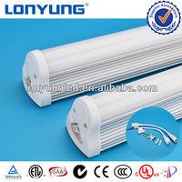 hanging floor lamp led t8 integrative tube light 4ft ETL TUV CE RoHS Approved