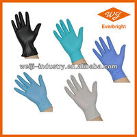 Aloe Nitrile Gloves suppliers approved by CE,FDA for industrial service