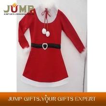 Di alta qualità vestiti babbo natale, offerte di natale elfo costume
