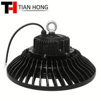 Commercia UFO interior high bay led light for stairwell