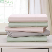 100% cotton colorful bed sheet