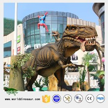 Giant Animatronic Dinosaur Statue for History Museum