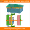 Injection good quality plastic vegetable crates mould, molding for vegetable crates moulding making