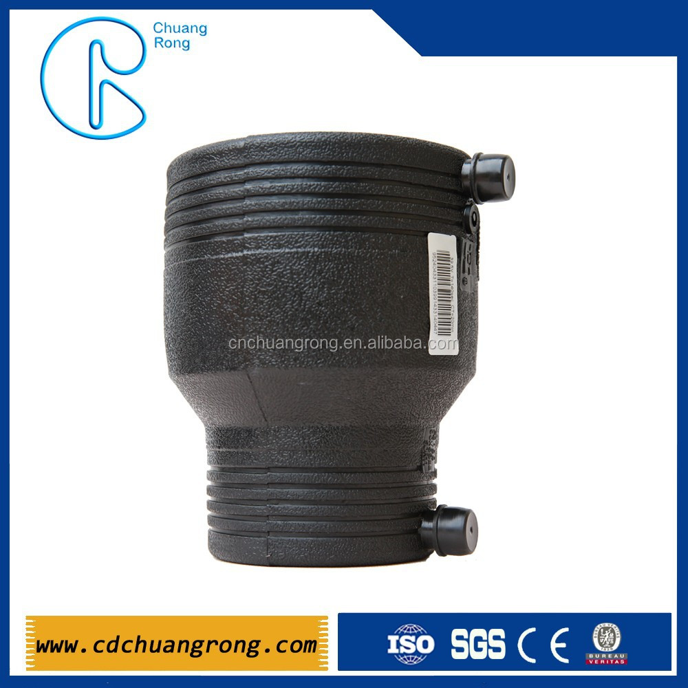 Hdpe electrofusion plastic fitting reducer buy