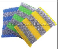 sponge scourer production in many customed package