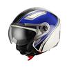 2015 New Factory sale Quality certificate helmet motorcycle AS1698 helmets open face helm JX-OP01
